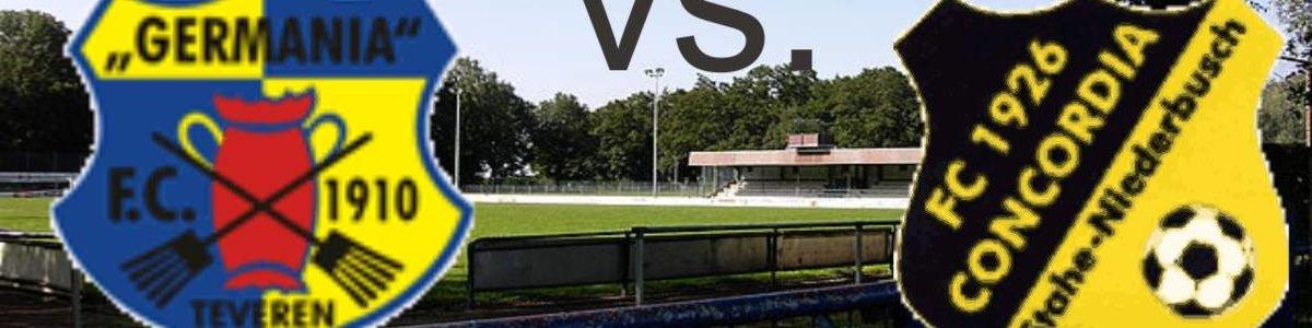 Germania II : FC Concordia Stahe/Niederbusch 2017