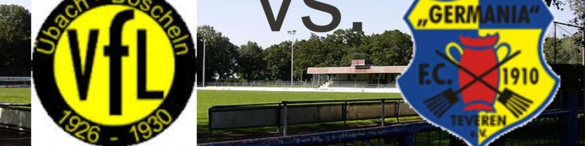 VfL Übach/Boscheln : Germania II 2018