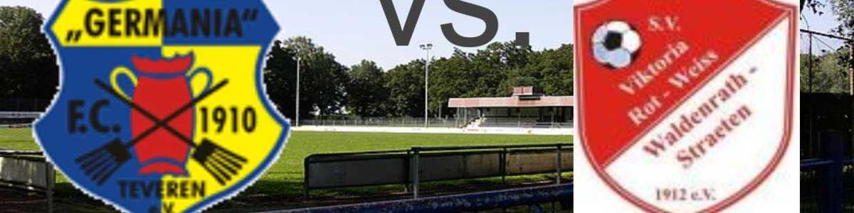 Germania II : SV Waldenrath/Straeten II 2017