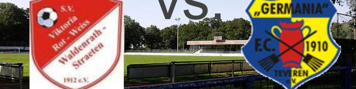 SV Waldenrath/Straeten II : Germania 2 2018