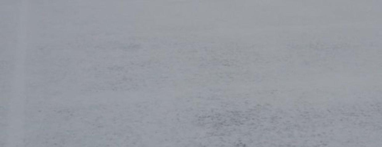 Schnee in Nierfeld - Spiel von Germania I fällt aus