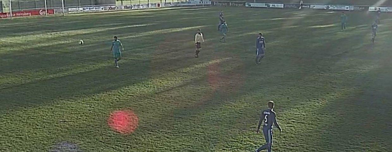Mehmet Yilmaz schießt Germania I gegen Brauweiler zum 1:0 Sieg