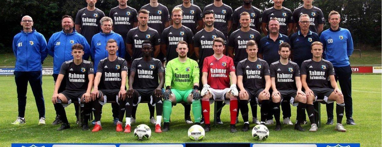 Das aktuelle Mannschaftsfoto von Germania I
