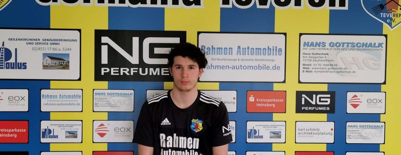 Cagre Eray Eren spielt in der kommenden Saison für Germania II