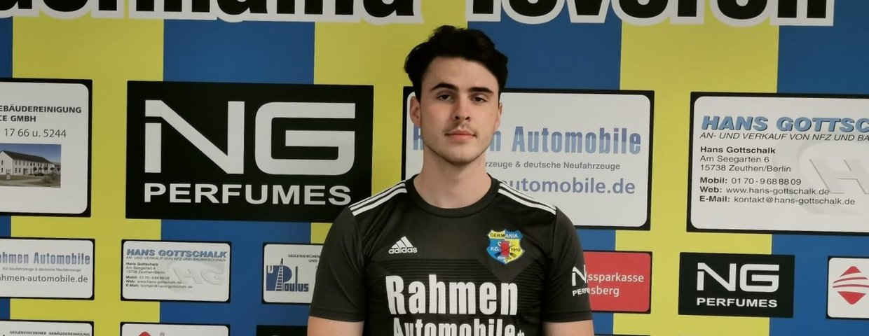 Teverener Eigengewächs Rene Mingers spielt wieder für die Germania!