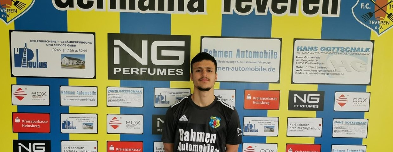 Auch Alkan Yüksel unterschreibt bei der Germania