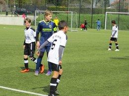 Spitzenspiel D- Jugend: VfJ Ratheim - Germania