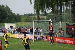 Spiel gegen Fortuna Düsseldorf