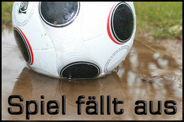 Spielausfall für Germania II in Boscheln