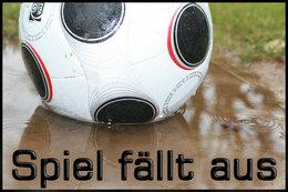 Pokalspiel gegen FC Pesch abgesagt - Neuer Termin: 07.12.2017