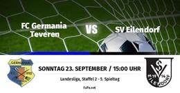 Germania I gegen SV Eilendorf 1:4