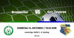 Germania I spielt in Brauweiler groß auf und gewinnt 6:0