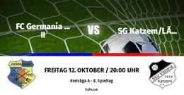 Keine Tore im Spiel Germania II gegen Katzem/Lövenich