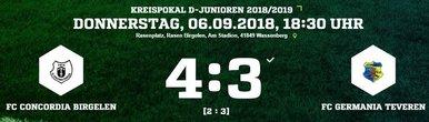 GermaniaD-Ergebnis